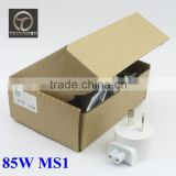 Good Quality 18.5V 4.6A 85W charger MS1 For MacBook mac Pro MA463LL/A MA464LL/A AC Adapter US plug into wall