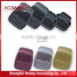 4pcs per set popular type car foot mat