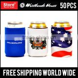 Party Beer Cooler | Fashional Neoprene Beer Coozie | Cheap Beverage Cooler Neoprene                                                                         Quality Choice