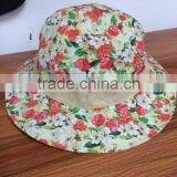 Custom made Adult high quality custom bucket hat, plain bucket hat wholesale