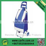 China supplier Hot sale medium-size trolley bag for Vegetables,grocery medium-size trolley bag