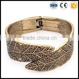 Zinc alloy bracelet and bangles,Europe and America fashion jewelry fashion, design gold filled bracelet for sale