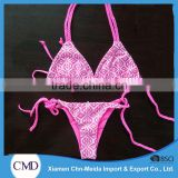 china wholesale custom sport swimwear women