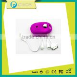 Factory price cell phone retractable mobile phone security cable