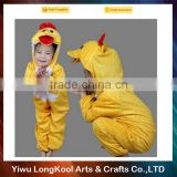 New fashion hot selling kids halloween duck costume for promotion soft plush mascot costume