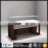 Classical jewelery display cabinet showcase, jewellery display showcase for sale                                                                         Quality Choice