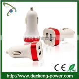 Hotly universal car charger with Dual Usb ports 5V 3.1A,mobile car charger,car charger usb