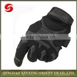 2014 Hot military Impact- resistant Black tactical gloves/ police tactical gloves/tactical accesory