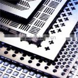 decorative aluminum perforated metal sheets high strong perforated metal sheets perforated mesh plate with cheapest prices