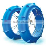 Newest factory-direct-sale plastic water bicycle