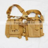 MOLLE tactical gun bag/Gun Holster/Army Shoulder Holster