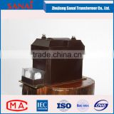 Indoor High Voltage Current Transformer Type (CT) Dry Type For Power Measurement and Relay