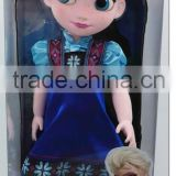 HOT sale Frozen Elsa toddler 16inches dolls-Frozen Elsa