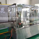Automatic pharmaceutical drum filling machine equipment