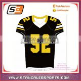 Stan Caleb Sublimation American Football Uniforms Tackle Twill American Football Jerseys American Football