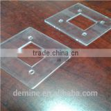 Acrylic lasering cutting/Laser machining service/PMMA processing products/plexiglass fabrication products