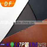 sofa pvc raw material rexine leather upholstery fabric, fashion new design furniture leather material