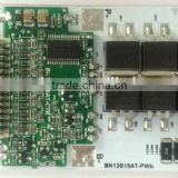 PCM board 10s Battery Management System, Battery Protect Circuit Board, BMS for segway battery pack, hoverboard battery