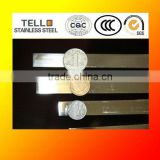 factory supplys sus 304 stainless steel flat bar
