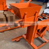 small profitable brick machine qmr2-40 low investment high profit clay brick making machine