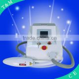 Freckles Removal Q Switched ND Yag Laser Hair Removal Machine For Sale Pigmented Lesions Treatment