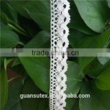High Quality Free Sample Crochet Cotton Trimming African Lace New Arrival