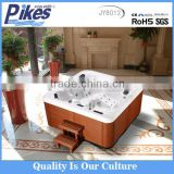 Wholesale us aristech acrylic CE approve white colour deluxe outdoor spa hot tub
