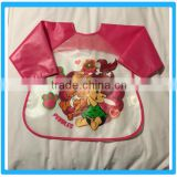 Disposable Plastic Baby Bib Customized Infant Clothing Bibs Cartoon Baby Bibs