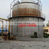wood pellet gasification power plant system