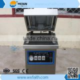 Fast Delivery DZ400-2D Stainless steel single chamber vacuum packaging machine