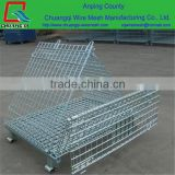 roll container cage customized pallets mesh collapsible wire box