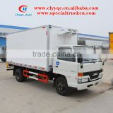 JMC 4X2 3 ton mini refrigerator food van truck for sale