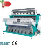 Hot Sale 7 Chutes Plastic Color Sorter Industrial Processing Machine