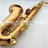 Rose brass gloss finish alto sax