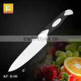 Hot sales High quality 3cr13/German 1.4116 stainless steel blade kitchen knife ham knife with G10 petent handle