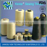 Fireproof PTFE kevlar sewing thread