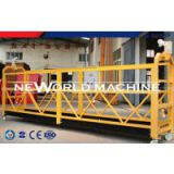 ZLP630 supended working platform Facade Cleaning equipment Elevator 0 - 200m