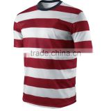 Custom sublimated t shirts, sublimation printing shirts