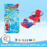 Hot sales summer toys funny plastic wrist water gun