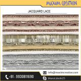 New Jacquard Lace For Royal Wedding Gown Dresses With Beautiful Design