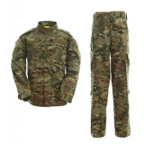 custom woodland camouflage uniform