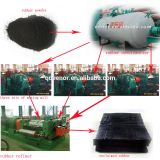 reclaimed rubber machine plant production line