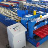 International Standard IBR Glazed Tile Roofing Roll Forming Machine