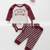 baby rompers with Y/D pants for boys