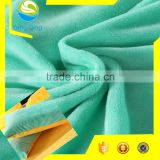 100% polyester warp knitting boa fabric for decorative pillow case