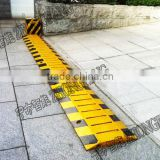 road block/One way tyre spike automated speed bump tyre killer supplier/ roadblock