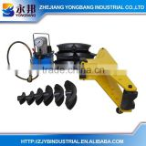 "2015 Factory Price YONGBANG Hydraulic Electric Hand Operated Pipe Bending Machine YB-DYW-4 1/2""-4"""