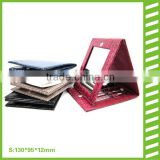 MR2060 OEM factory folding portable makeup table side mirror                                                                         Quality Choice