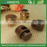 round metal cord end stopper best spring stopper