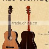 Musoo brand 39'' classical acoustic guitar(ALG-39SNTEQ)